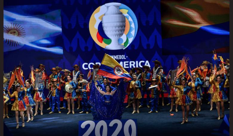 コパアメリカ2021