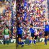 東京ドームや甲子園でサッカーをしていた時代【写真】