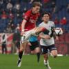 浦和レッズのユンカーは現役のデンマーク代表選手なの?